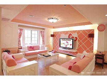 Midori's living room