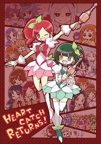 Heartcatch Returns! Pretty Cure