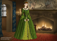 Queen of Emerald Green City, GreenBeryl2378