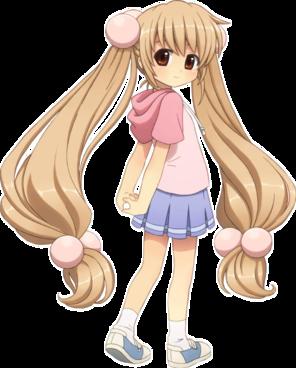 Render anime girl by irene nemu-d5ch1dj
