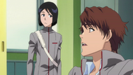 Keigo and Mizuiro wait