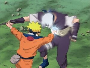 Attack! Fury of the Rasengan!