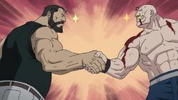 Muscle Friendship