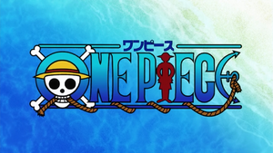 One Piece Anime Logo
