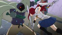 Episode 69 - Erza vs Lizardman