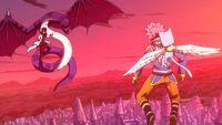 Episode 60 - Natsu vs Cobra