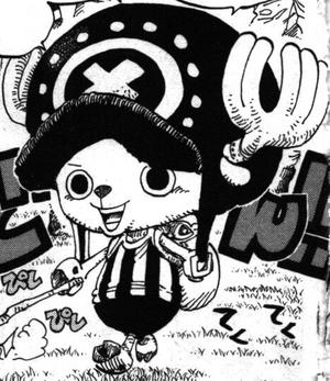 Chopper Manga Post Timeskip Infobox