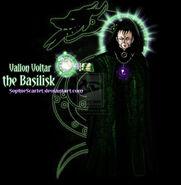Vallon voltar