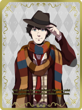 Doctor who dsxthe fourth doctor tom baker by reonmeriwether-d67jvca
