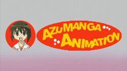 Azumanga Animation