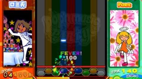 Pop'n Music 4 - Over the rainbow (Normal, 08)