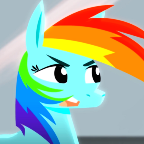 File:Rainbow Dash In Battle.png