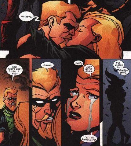 File:Dinah Lance called Pretty Bird in Green Arrow volume 3 issue 6.jpg