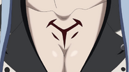Esdeath's Teigu Tattoo (Akame ga Kill Ep 10)