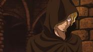 Sabo in a cloak (One Piece Sabo Special)