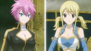 Lucy vs Virgo Ep 208