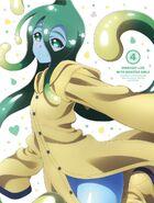 Monster Musume BD DVD Vol 4