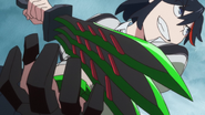 Ryuko's Set of Tailor Daggers