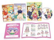 Kobayashi-san Chi no Maid Dragon BD DVD Set Vol 3