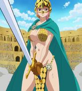 Rebecca Stitched Cap (One Piece Ep 670)
