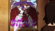 Durarara Ep 18 Sailor Moon and Iria Zeiram the Animation