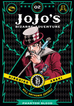 Jojo Phantom Blood Vol 2