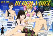 Yato Kazuma Iki Ebisu (Noragami Animedia magazine Sep 2015)