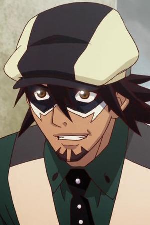 Kotetsu T. Kaburagi (character) main image