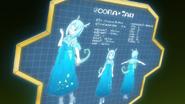 Dora Tan Measurements (Etotama Episode 7)