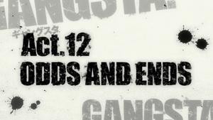 Gangsta Title Card 12
