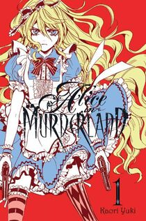 Alice in Murderland Volume 1