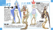 Monster Musume End Card 02
