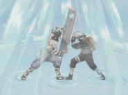Kakashi vs. Zabuza