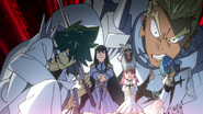 The False Satsuki and Elite Four