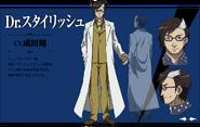 Dr. Stylish Anime Concept