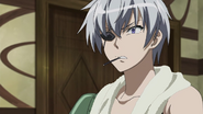 Najenda Angered by Tatsumi's Comment