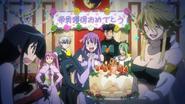 Sheele's Flashback 3 Anime Exclusive Scene