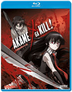 Akame ga Kill BD Collection 1 (Sentai Filmworks)