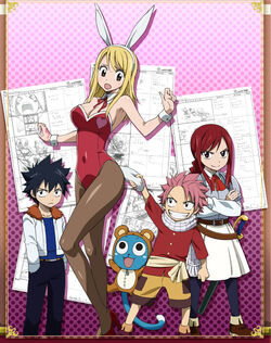Fairy Tail OVA 3 Memory Days