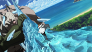 Esdeath's Moves Grau Horn (Akame ga Kill Ep 14)