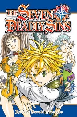 Seven Deadly Sins Volume 2
