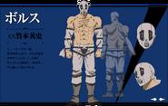 Bols Anime Concept