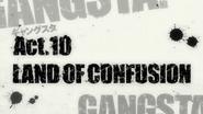 Gangsta Title Card 10