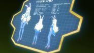 Usa Tan Measurements (Etotama Episode 7)