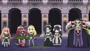 Zeta taking body (Overlord OVA 4)
