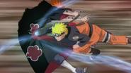 Naruto beats Pain