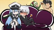 Najenda and Esdeath Party (Akame ga Kill ONA 24)