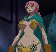 Rebecca Stitched Cap (One Piece Ep 679)