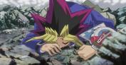 Yugi defeated3