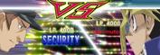 Yugi vs secutity